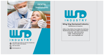 Wing Sing Dentamed Industry – Manufacturer and Exporter of Medical