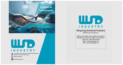 Wing Sing Dentamed Industry – Manufacturer and Exporter of